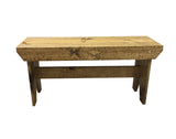 Country Farmhouse Bench
