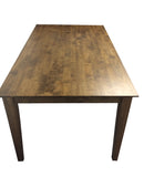 Dark Walnut Shaker Table