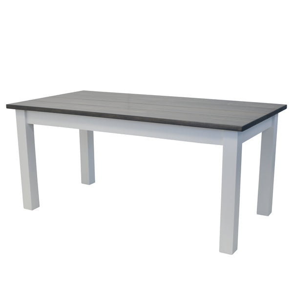 Driftwood Grey Harvest Table
