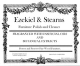 Ezekiel and Stearns Cleaning Polish