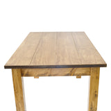 Early American Plank Top Table