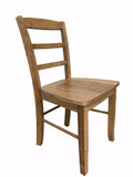 Early American Ladder Back Chair