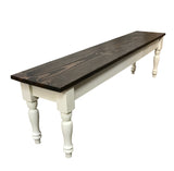 English Farmhouse Bench