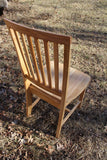 Rustic Farmhouse Chair Farm chair-4