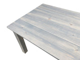The Grey Farmhouse Table