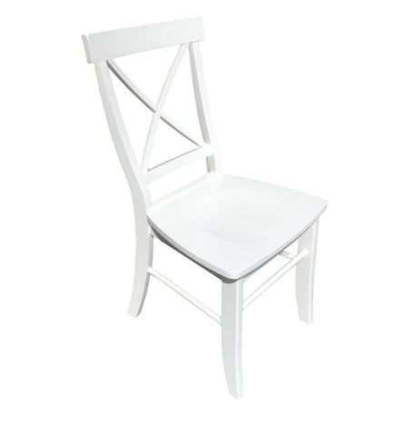 Victoria X-Back Chair