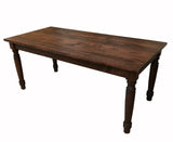Red Mahogany English Table