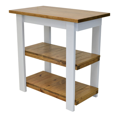 Ranch Kitchen Island