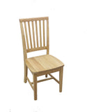 Rustic Farmhouse Chair Farm chair-5