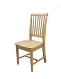 Rustic Farmhouse Chair Farm chair-7