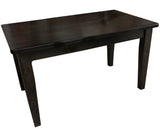 Tavern Table with Tapered Legs