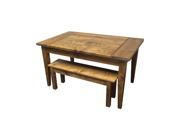 Yorkshire Rustic Hand crafted Farmhouse Farm Table 2