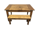 Yorkshire Rustic Hand crafted Farmhouse Farm Table 4