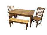 Yorkshire Rustic Hand crafted Farmhouse Farm Table 1