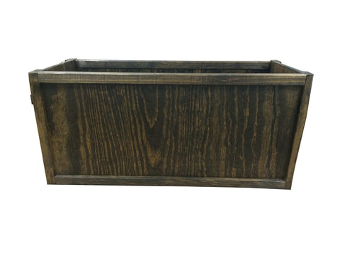 Rustic Wood Box