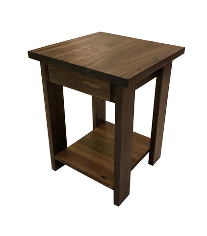 Yukon Side Table, Yukon End Table