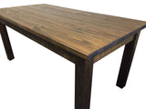 Rustic Farmhouse Table Farm Table Harvest Table hand crafted in St. Louis 23