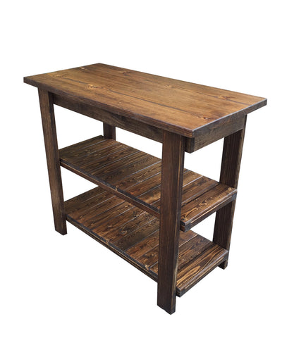 Yukon Kitchen Island