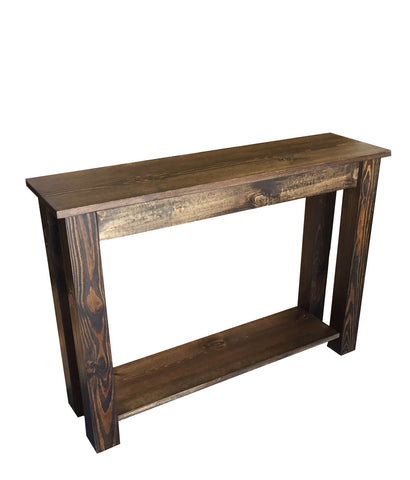 Rustic Yukon Sofa Table