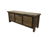 Rustic Storage Bench-6