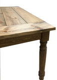 Light Walnut English Table