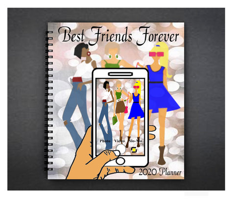 Best Friend Forever Planner
