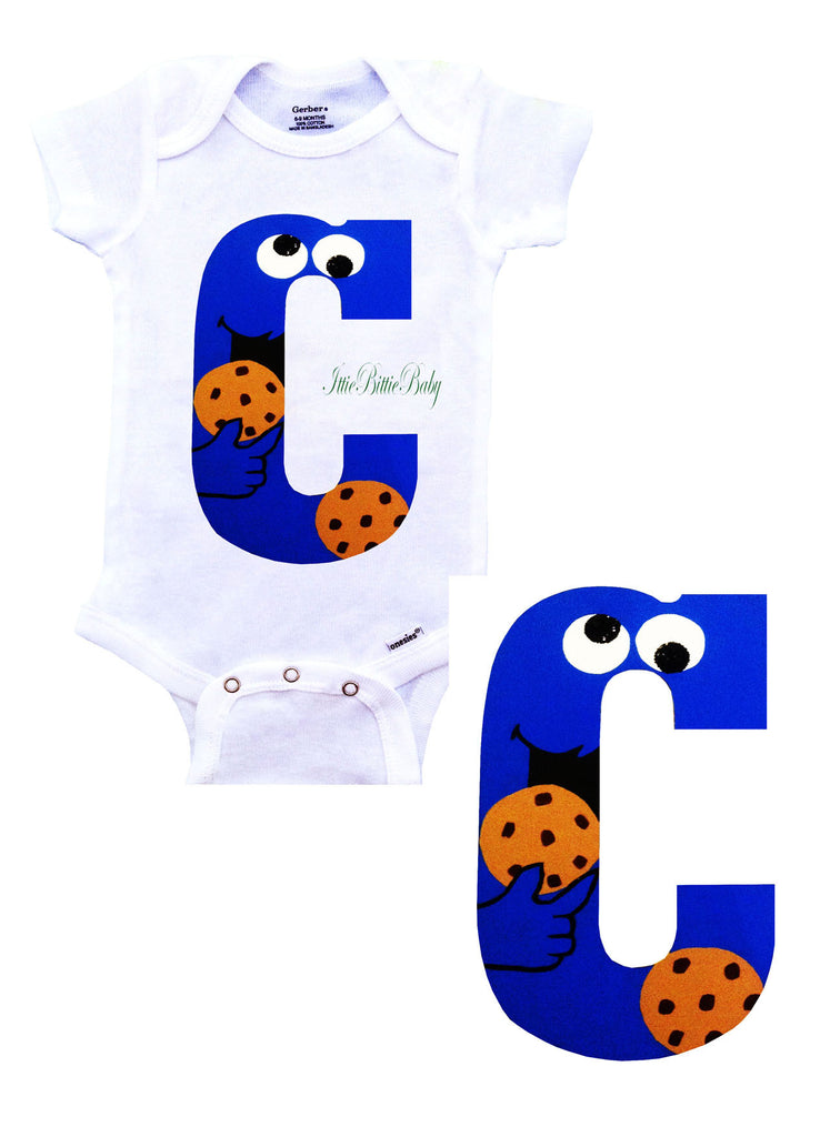 Cookie Monster Inspired Gift Set