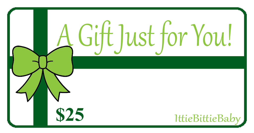 A Gift for You! Gift Certificate