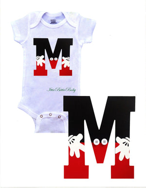 Mickey Mouse Inspired Gift Set