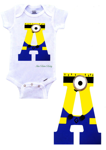 Minion Inspired Gift Set