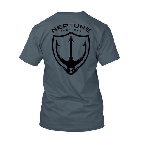 Neptune Tactical T-Shirt - Charcoal