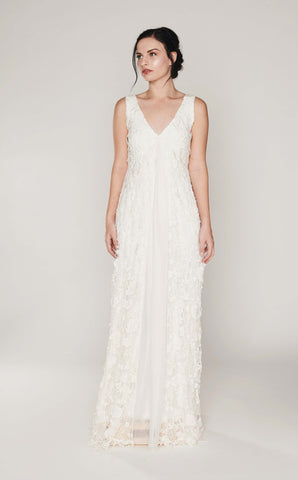 Delphine wedding dress