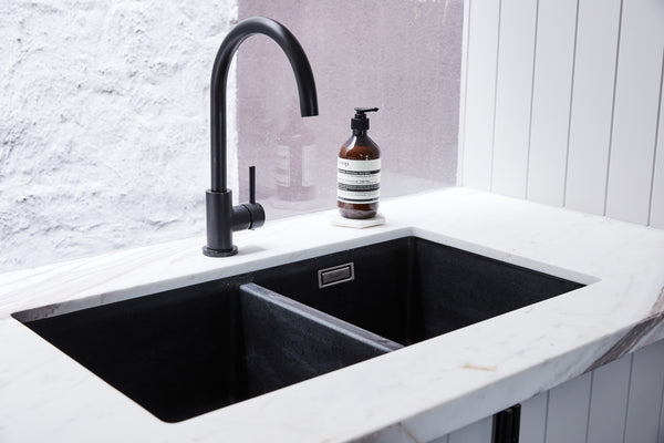 black kitchen sink blanco the kitchen hub 1696