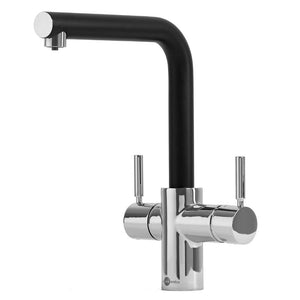 Insinkerator Lia MultiTap System - Black and Chrome