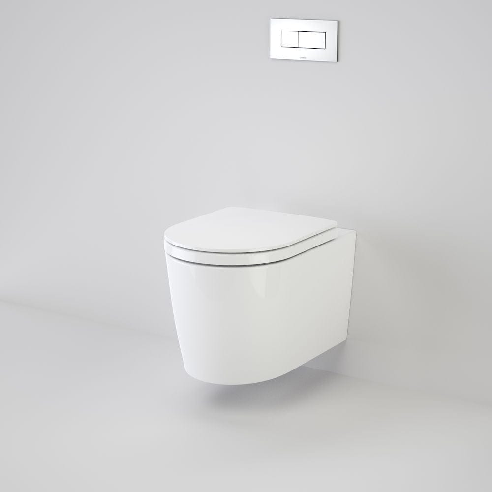 Caroma Liano Invisi Series II Wall Hung Toilet Suite