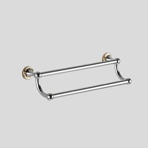 Astra Walker Hampton Double Towel Rail 600mm