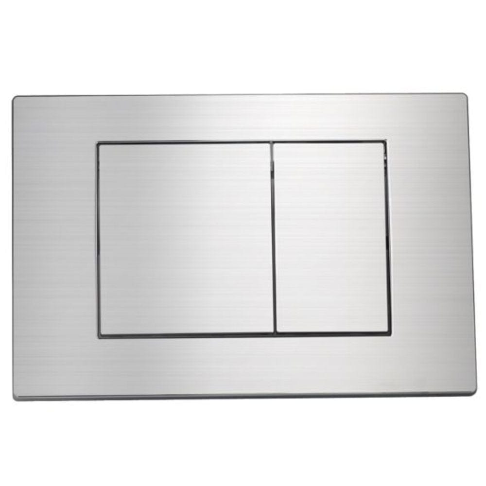 Astra Walker Square Flush Plate - ABS Material
