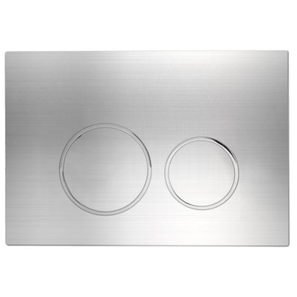 Astra Walker Round Flush Plate - ABS Material