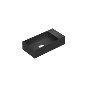 Zero 50 Slim Basin - Matte Black