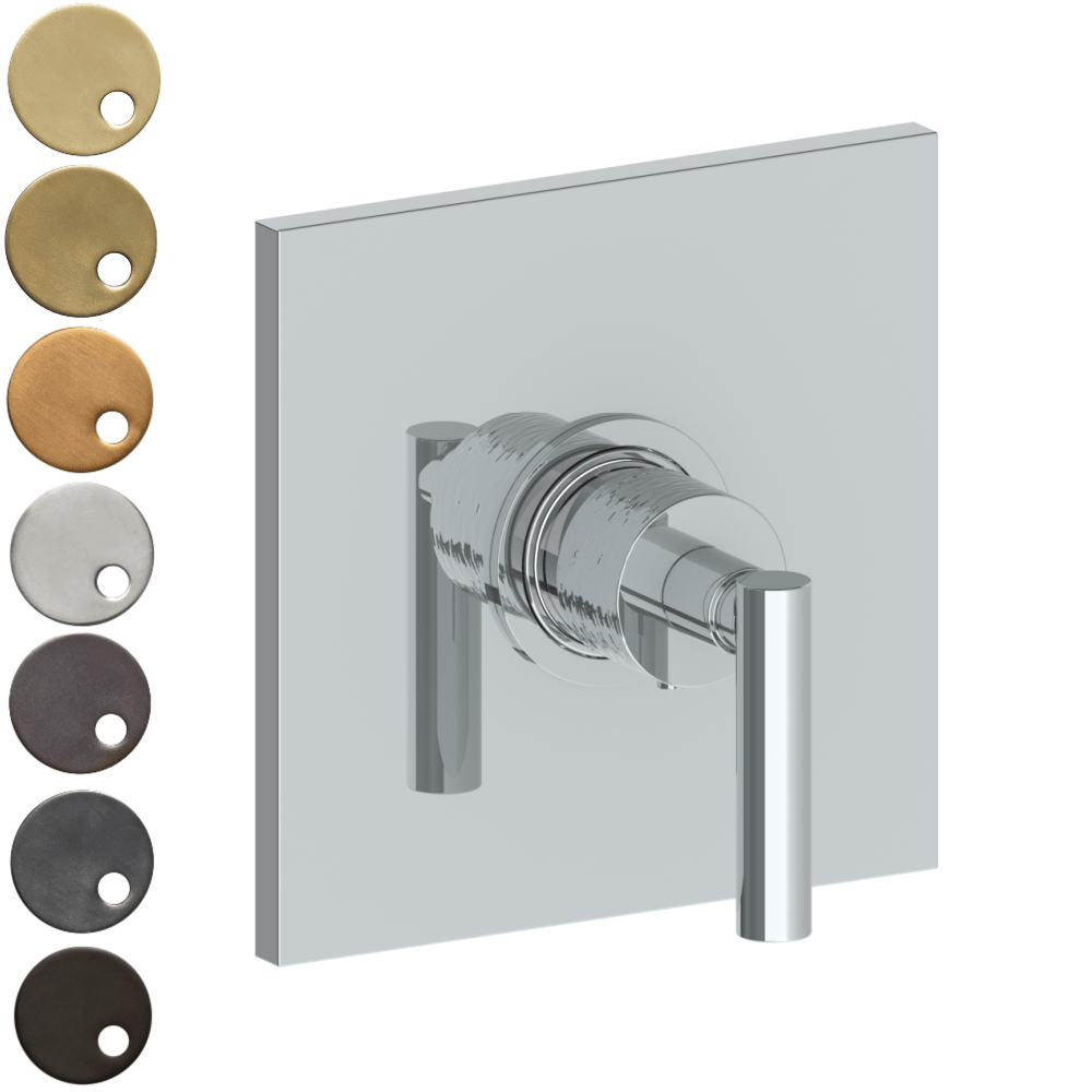 The Watermark Collection Sense Thermostatic Shower Mixer - Lever Handle