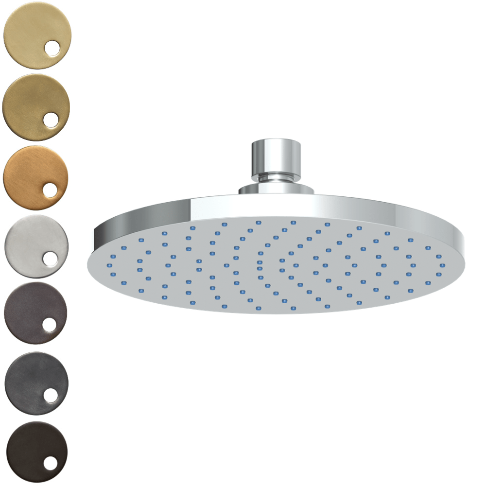 The Watermark Collection Zen Deluge 200mm Shower Head Only