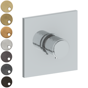 The Watermark Collection Sense Thermostatic Shower Mixer - Dial Handle