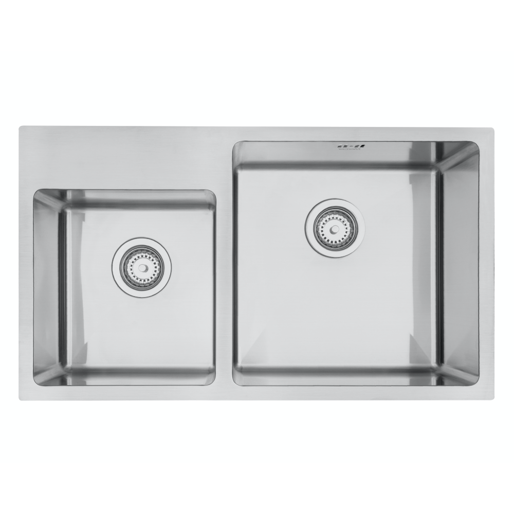 Mercer DV509-L Sink -Stratford 300 x 320mm + 400 x 400mm