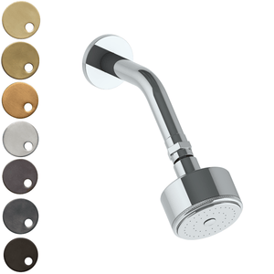 The Watermark Collection Titanium 77mm Shower Head & Arm