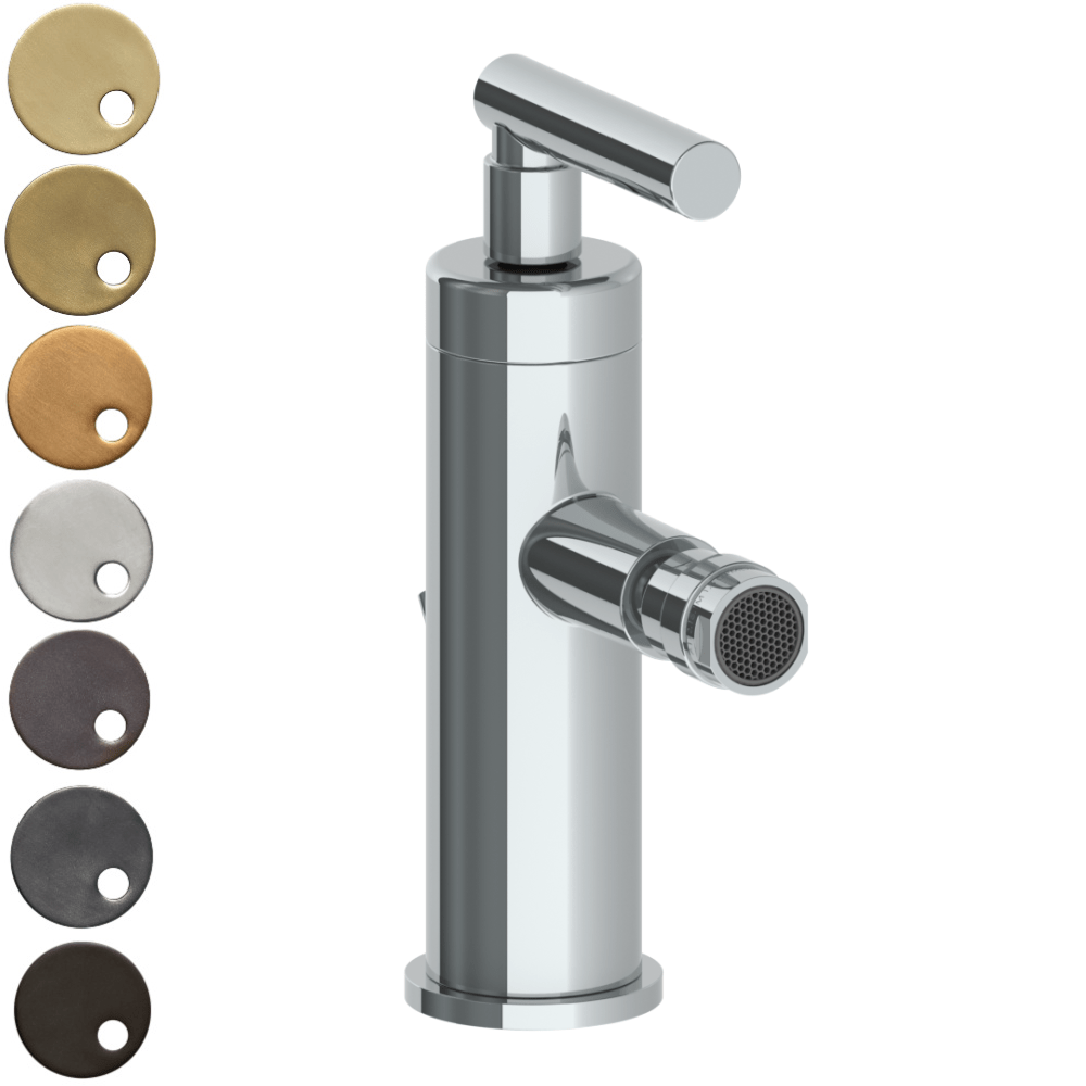 The Watermark Collection Sense Monoblock Bidet Mixer - Lever Handle