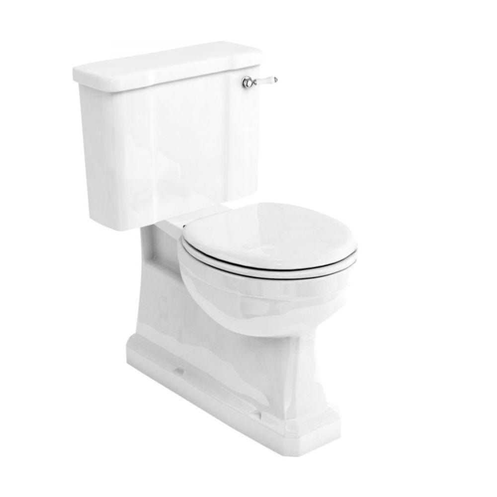Burlington WC Close Coupled Toilet