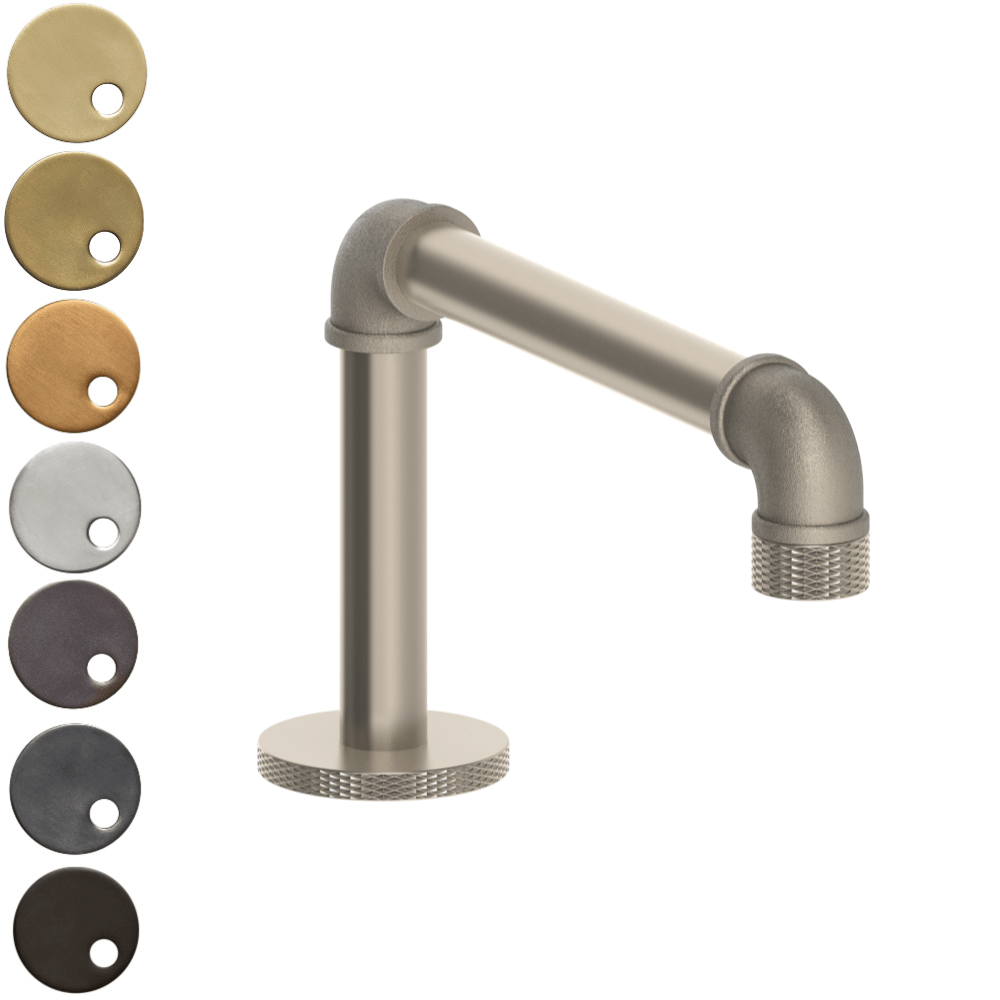 The Watermark Collection Elan Vital Hob Mounted Bath Spout