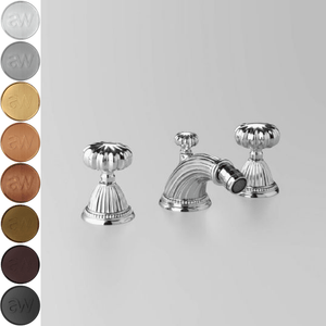Astra Walker Swan Bidet Set