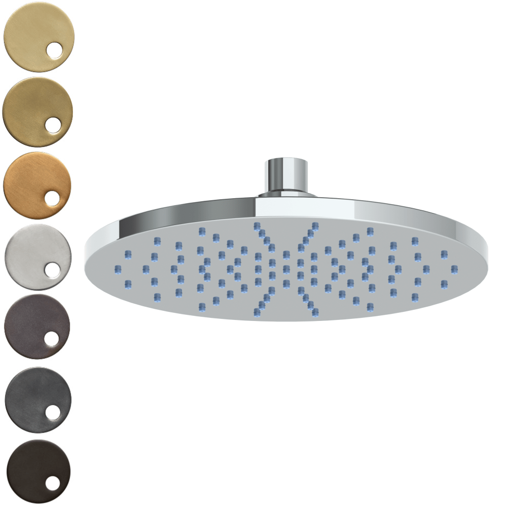The Watermark Collection Zen Deluge 250mm Shower Head Only