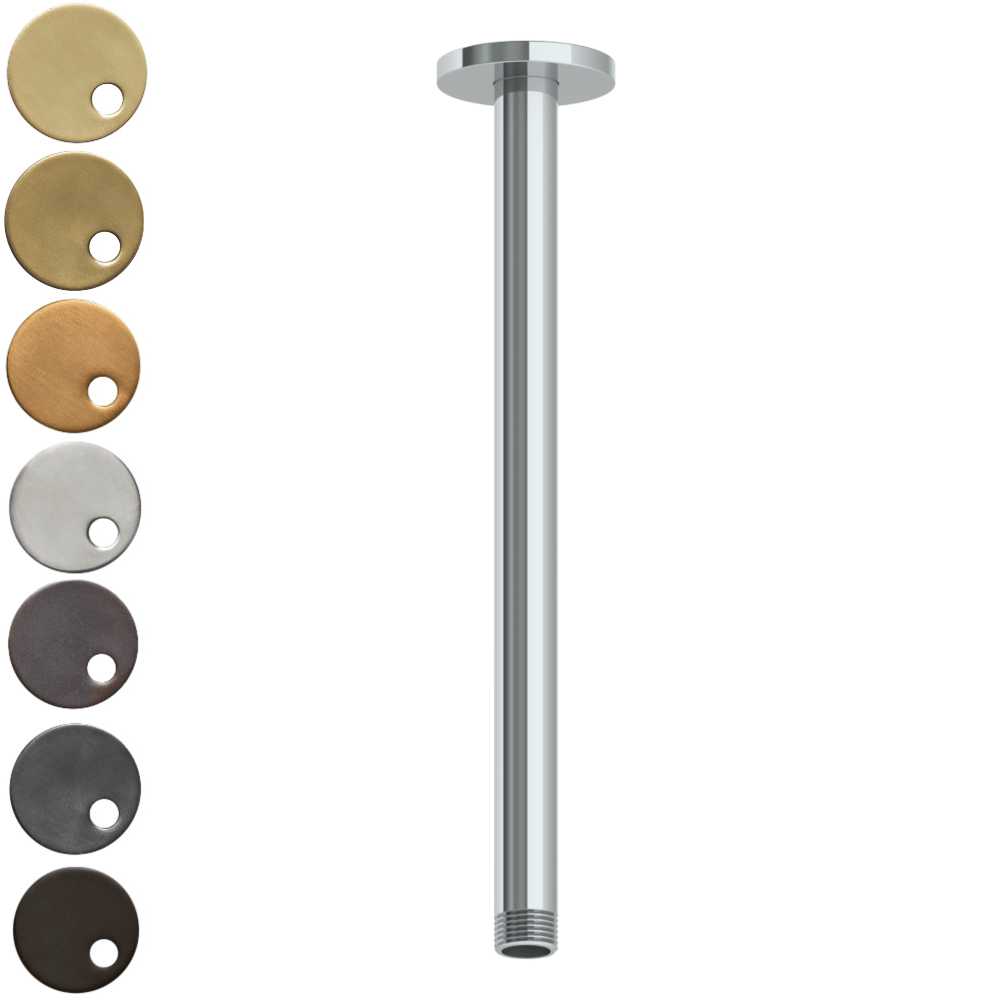 The Watermark Collection Zen Ceiling Mounted Shower Arm 290mm